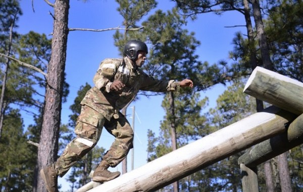 Nasty Nick Obstacle Course Special Forces Assessment and Selection