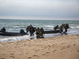 10th SFG Dive Team in Latvia May 2021