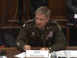 General James McConville