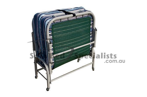 Folding Bed With Inner Spring Mattress