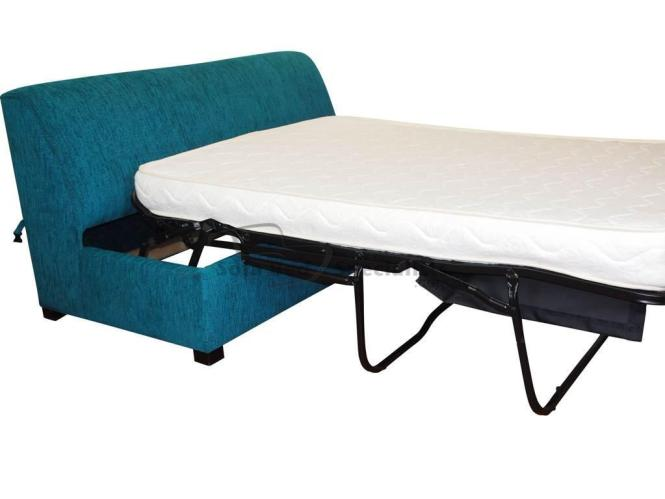 Sofabed Armless Latex Mattress