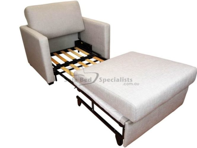 Sofabed Timberslats Chair Single
