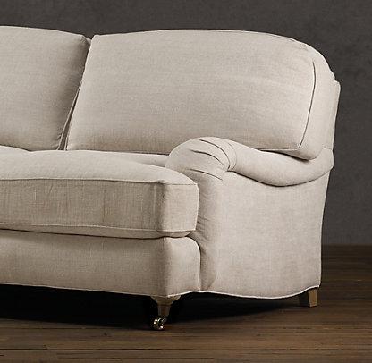 English Arm Sofa