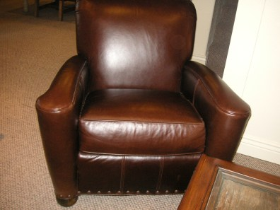 Leather Soft Chair