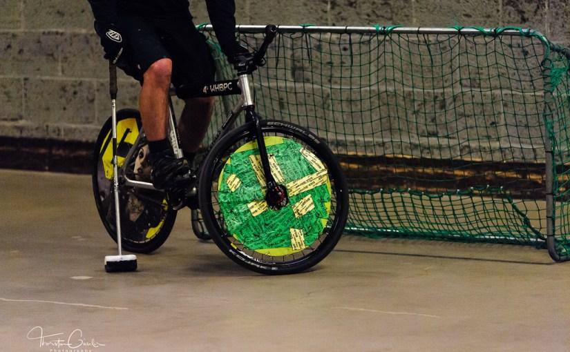Bikepolo Büppelmania