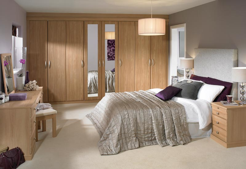 Practical And Stylish Bedroom Fitted Wardrobes By Homebase