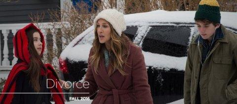 Divorce : le retour de Sarah Jessica Parker sur HBO !