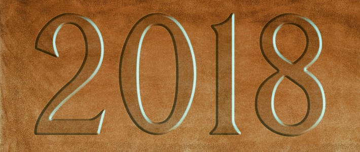 Quelles sont tes résolutions pour 2018?