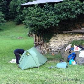 12_Zeltlager bei Silenen