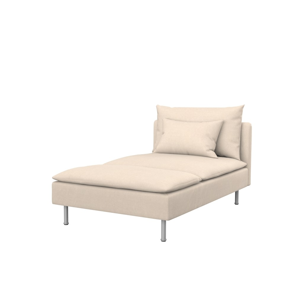 ikea soderhamn chaise longue cover soferia covers for ikea sofas armchairs