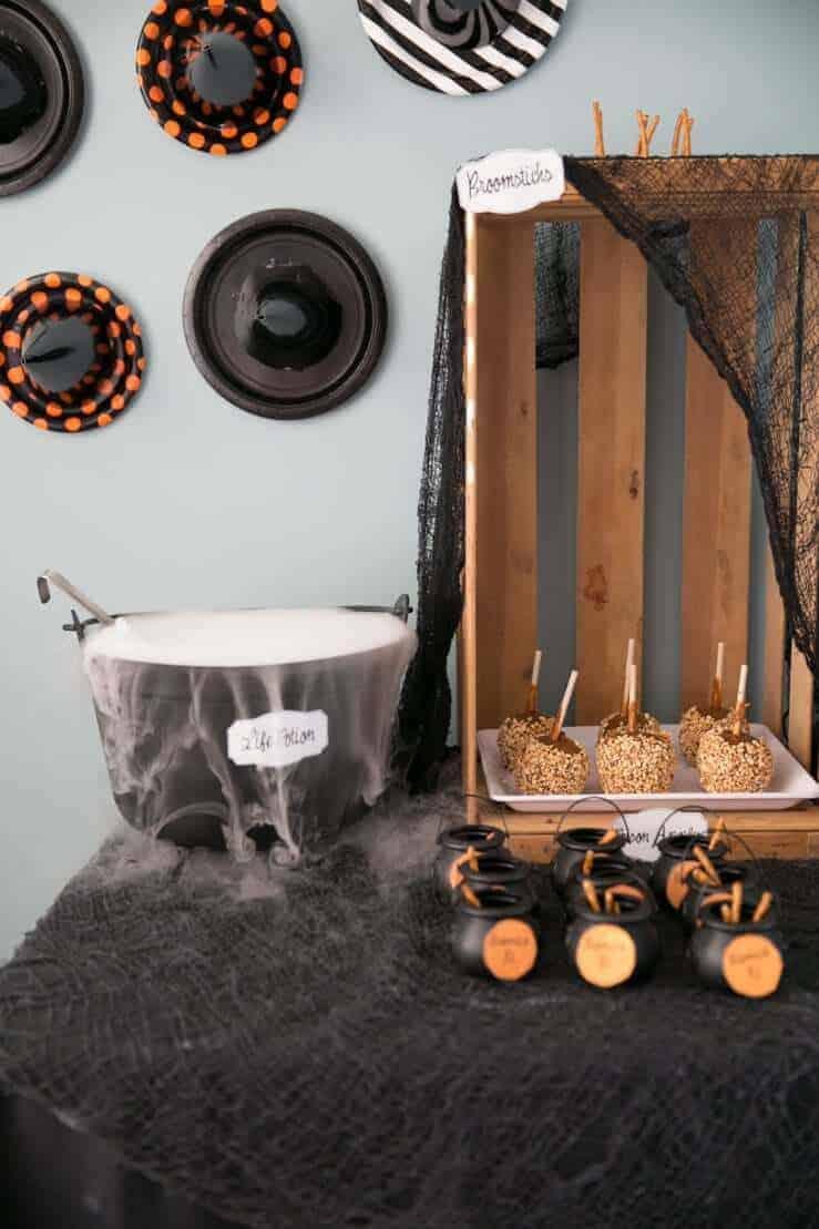 Hocus Pocus Halloween Party Plan Food Amp Decor Ideas