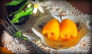 Γλυκό του κουταλιού και μαρμελάδα περγαμόντο, χωρίς ζάχαρη!