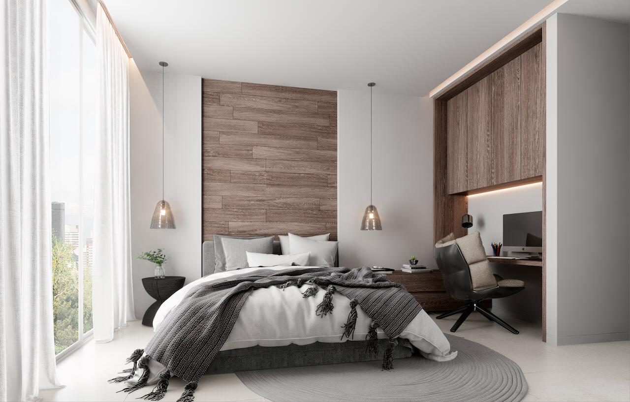 AJ Apartment – Quarto