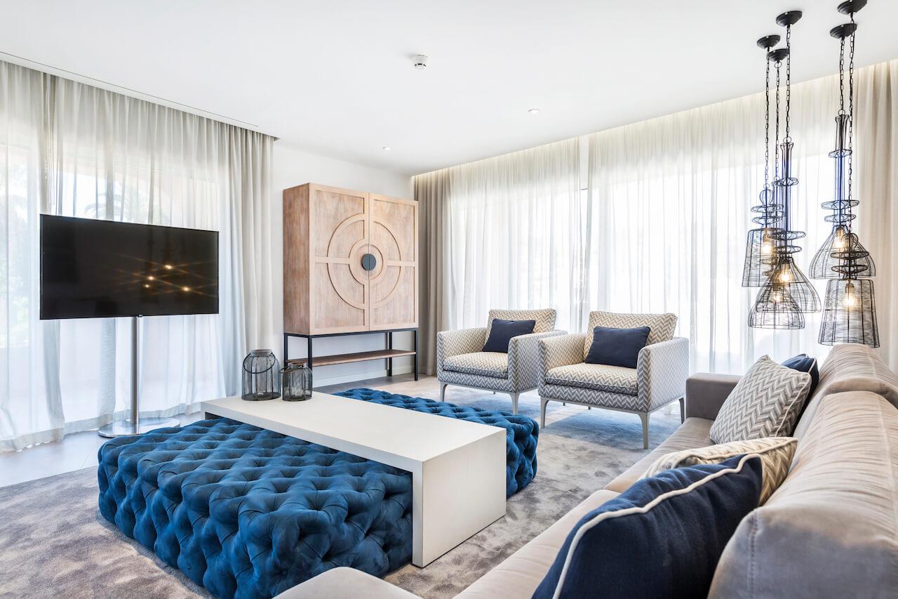 Vilalara T3-A - Sala de Estar | Living Room