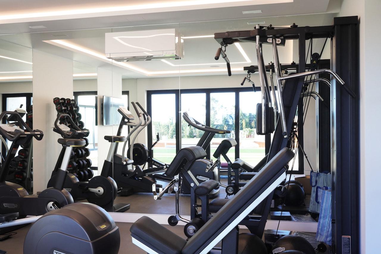 Casa CS - Ginásio | CS House - Gym