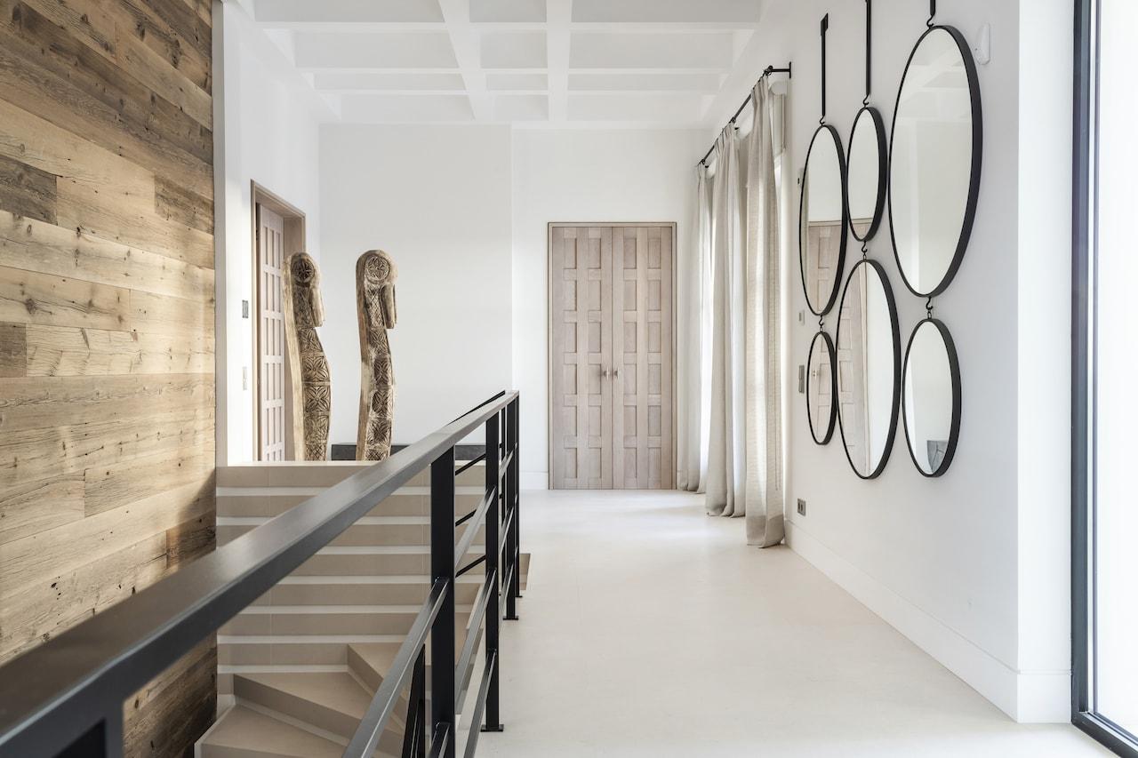 Casa CS - Corredor | CS House - Hall