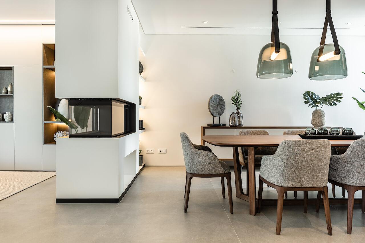 JD House – Sala de Convívio e Jantar