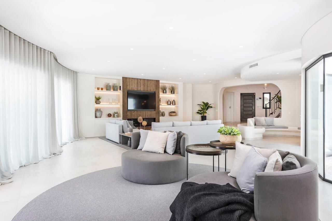 SA House – Sala de Estar
