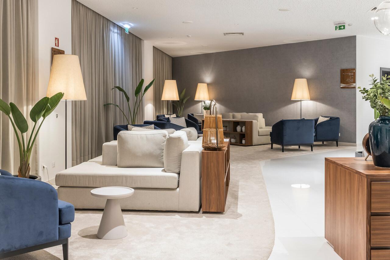 Longevity Hotel - Entrada   Lobby