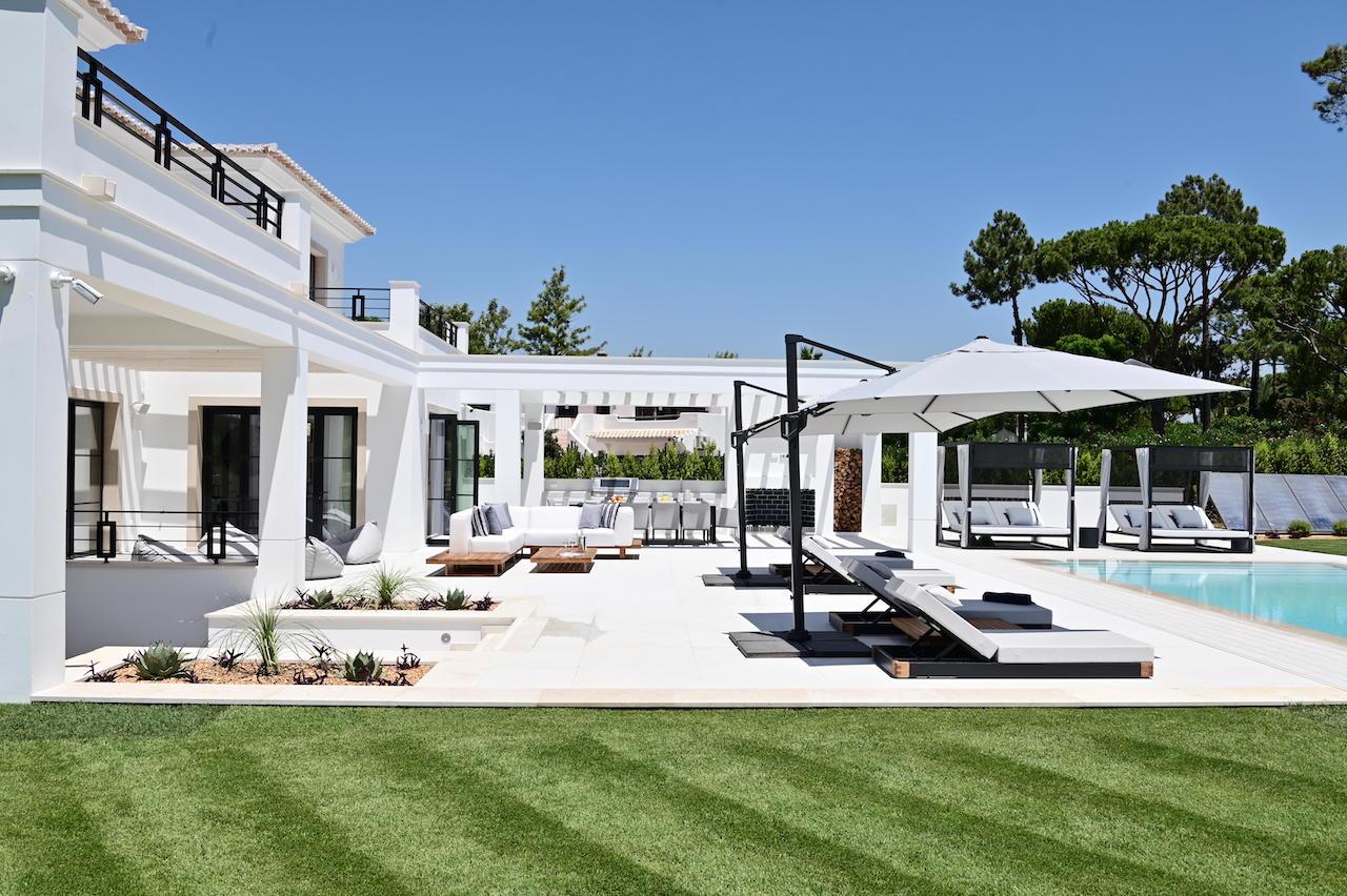 Casa MG - Quintal | MG House - Backyard