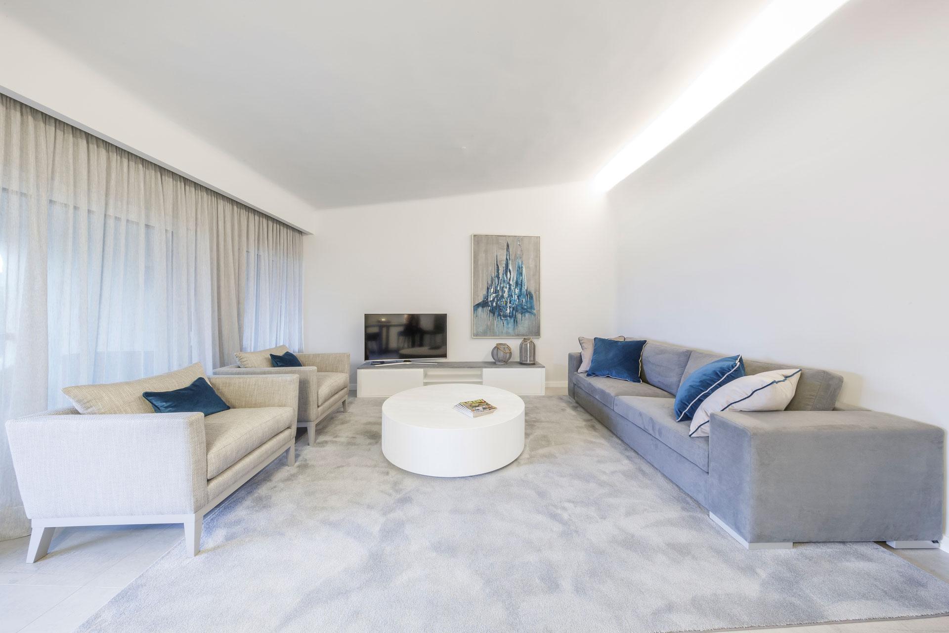 Vilalara T2 - Sala de Estar   Living Room