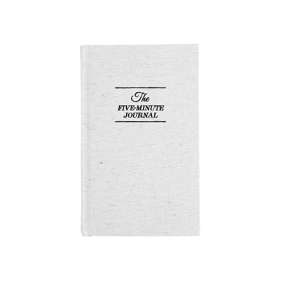 The Five Minute Journal by The Intelligent Change