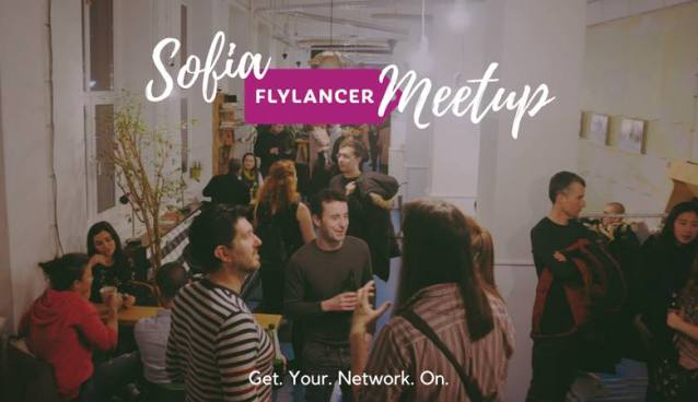 Sofia Community Meetup: Networking for Digital Nomads and Freelancers | betahaus | March 26