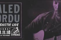 Aled Ordu - Live | Stroeja | November 20