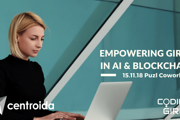 Empowering Girls in AI & Blockchain | Puzl coworking | November 15