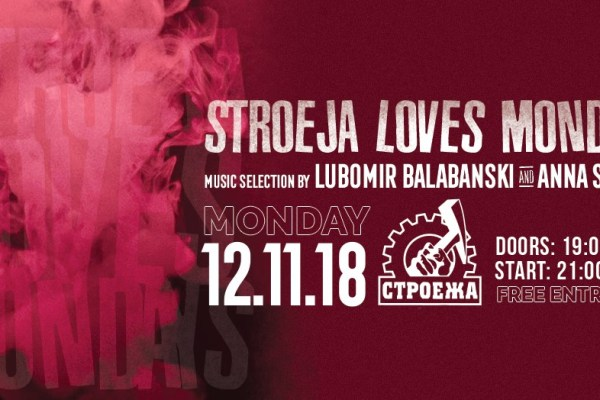 Stroeja loves Mondays | Stroeja | November 12