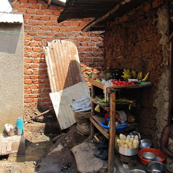 Sofia Latif Kampala Mamma Cissy house