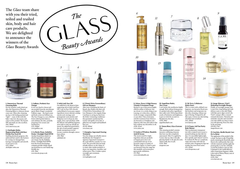 Glass 37 Womens Beauty Fragrance