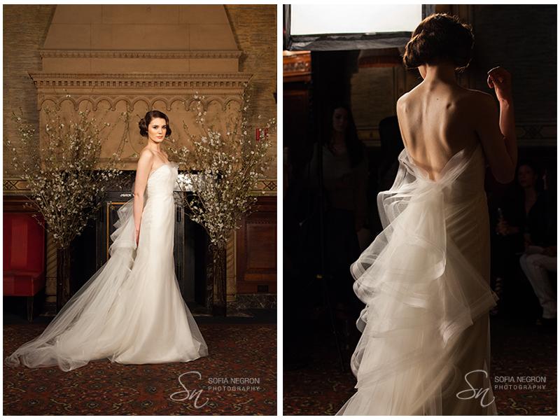 New York Fashion Designer Austin Scarlett Bridal Market