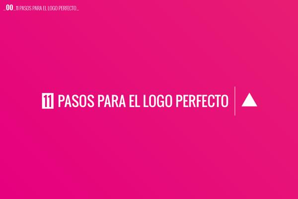 11 pasos para crear el logo perfecto