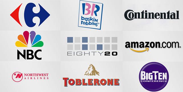 Logotipos que esconden algo