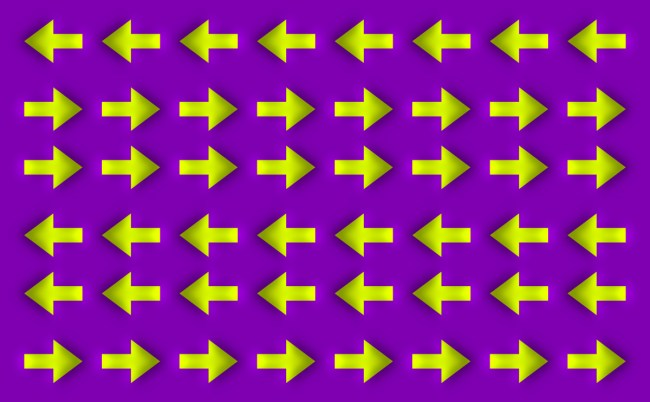 Moving-Arrows-Optical-Illusion
