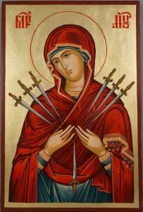Theotokos, Softener of Evil Hearts