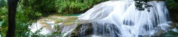 Beautiful waterfalls!