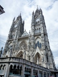 The basilica
