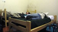 Siesta in our hostel :)