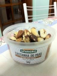 Brazilian nuts... love them!