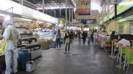 The local market in Porto Alegre