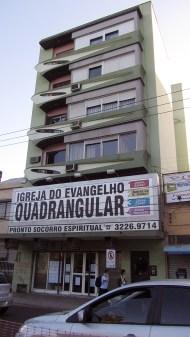 Not a very beautiful church....