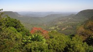 View over Sierra Gaucha