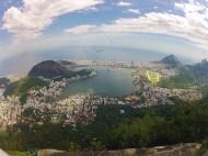 View over Rio and Lagoa