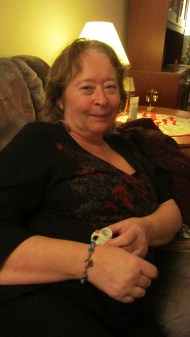 And my mother with hers :)