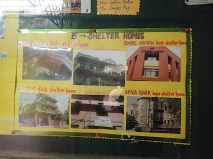 The different shelter homes they have