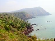 View from Cabo da rama