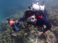 Thats an underwater camera.. .:)