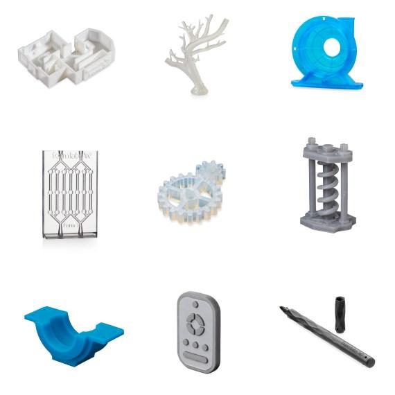 Standard Sample Parts